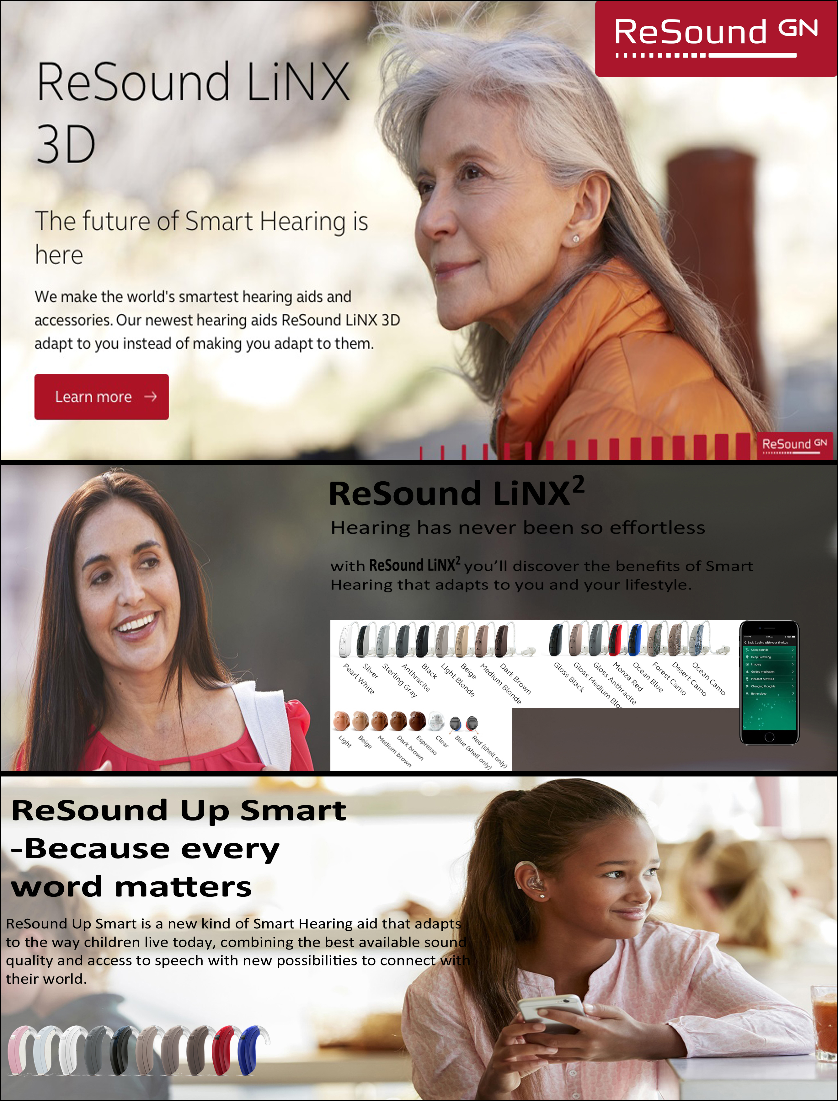 WP-StyleTone Hearing Audiology-Resound Hearing Aids